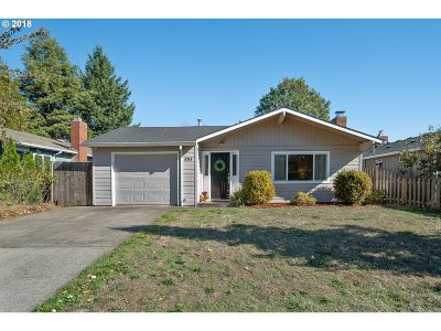 Single Family Home For Sale: 8314 SE 66th Ave