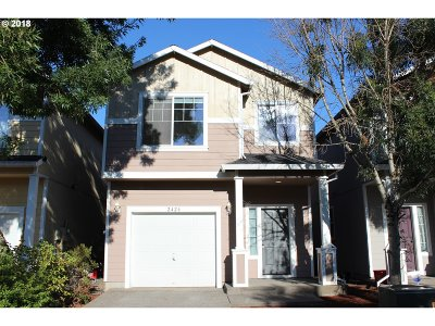 Single Family Home For Sale: 2426 SW 191st Ter