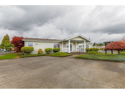 Vancouver Single Family Home For Sale: 16500 SE 1st St