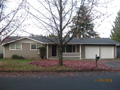 Albany Single Family Home For Sale: 715 29th Ave