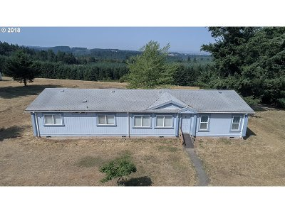 Molalla Single Family Home For Sale: 37067 S Appleman Rd
