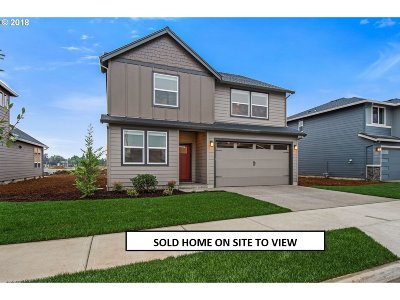 Canby Single Family Home Sold: 2173 SE 10th Pl #Lot73