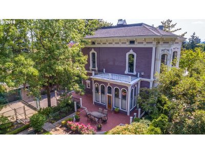 Portland Single Family Home For Sale: 1501 SW Harrison St