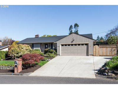 Single Family Home For Sale: 6679 SW Raleighwood Way