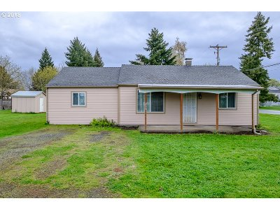 Aumsville Single Family Home Sold: 216 N 11th St