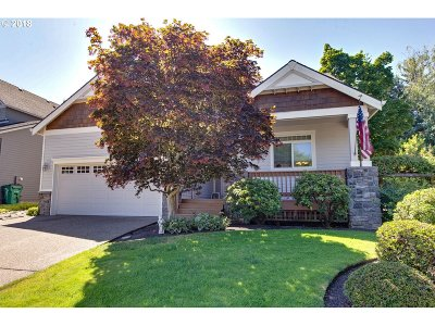 Beaverton Single Family Home For Sale: 8525 SW 165th Ave