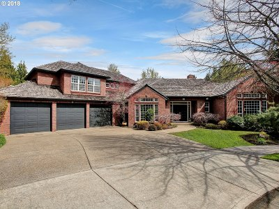 West Linn Single Family Home For Sale: 3335 Quail Ridge Ct