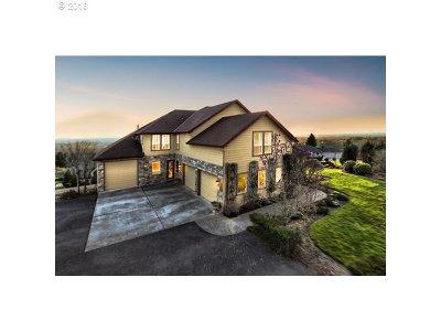 Brush Prairie Single Family Home For Sale: 12407 NE 245 Ave