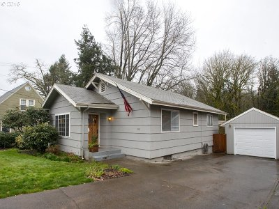 West Linn Single Family Home For Sale: 5410 Grove St