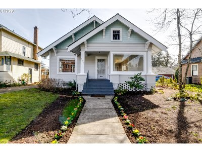Eugene Single Family Home For Sale: 372 W Broadway