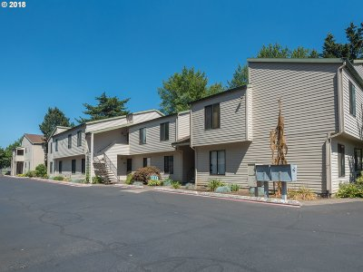 Beaverton OR Condo/Townhouse For Sale: $204,000