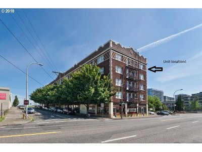 Condo/Townhouse For Sale: 20 NW 16th Ave #405