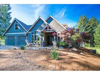 La Center Single Family Home For Sale: 4912 NE Littlefield Dr
