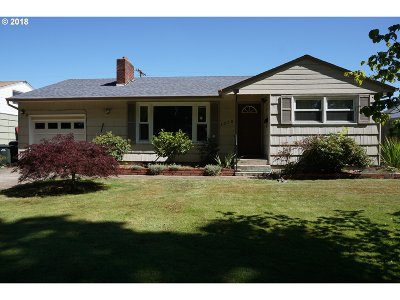 Springfield Single Family Home For Sale: 1278 I St