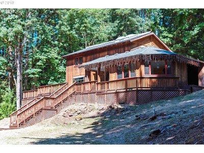 Clackamas County Single Family Home For Sale: 65333 E Barlow Trail Rd