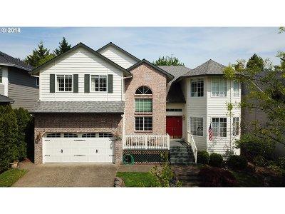 Lake Oswego Single Family Home For Sale: 12793 Sierra Vista Dr