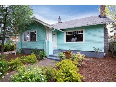 Single Family Home For Sale: 5815 N Denver Ave