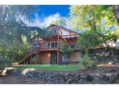 West Linn Single Family Home For Sale: 4795 Willamette Falls Dr