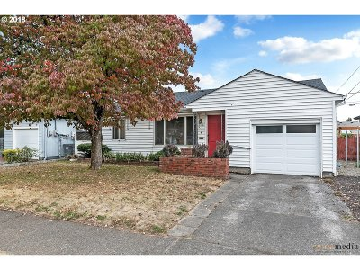Portland OR Single Family Home For Sale: $289,900