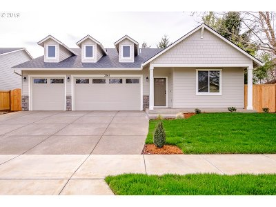 McMinnville Single Family Home For Sale: 2265 NW Victoria Drive