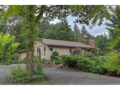 Salem Single Family Home For Sale: 2040 NW Oak Grove Rd