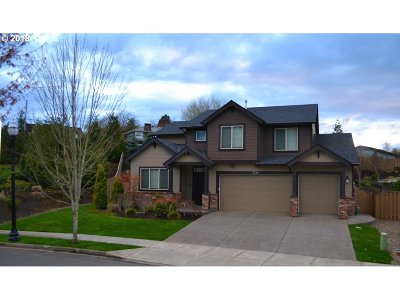 Camas Single Family Home Bumpable Buyer: 2729 NW Hill St