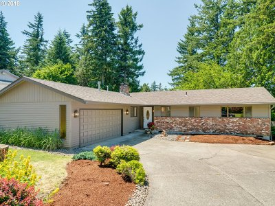 Milwaukie, Clackamas, Happy Valley Single Family Home For Sale: 9685 SE Wessex Way