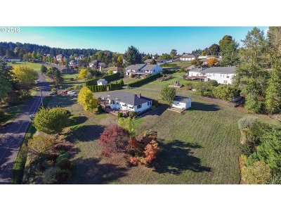 Happy Valley, Clackamas Residential Lots & Land Pending: 13395 SE Callahan Rd