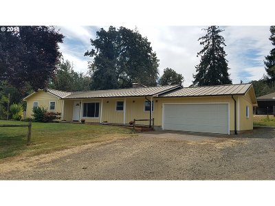 Oakland Single Family Home For Sale: 387 John Long Rd