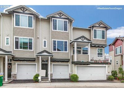 Hillsboro, Beaverton, Tigard Condo/Townhouse For Sale: 15270 SW Sparrow Loop #104
