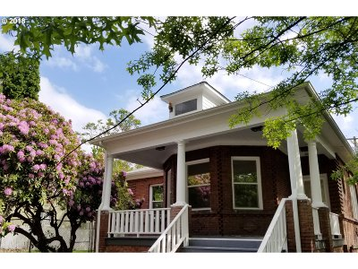 Single Family Home For Sale: 8440 N Swenson St