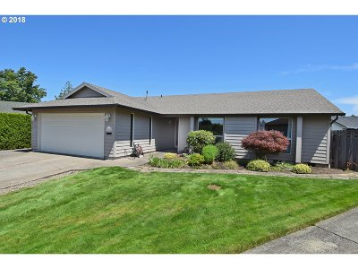 Canby Single Family Home For Sale: 671 SE 6th Pl