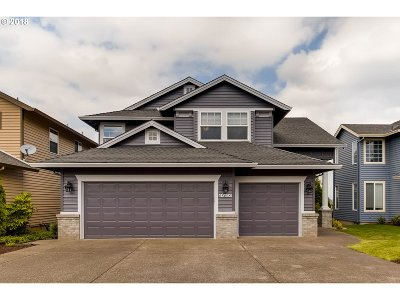 Happy Valley Single Family Home For Sale: 10193 SE Bristol Park Ter