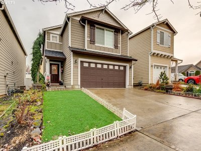 Vancouver Single Family Home For Sale: 5514 NE 71st Ave