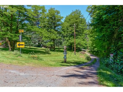 Camas Residential Lots & Land Bumpable Buyer: NE 283rd Ave