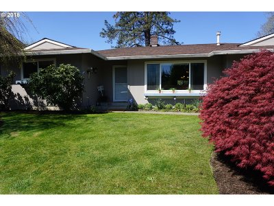 Tualatin Single Family Home For Sale: 20553 SW 94th Ave