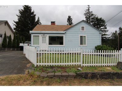 Coquille OR Single Family Home For Sale: $175,000