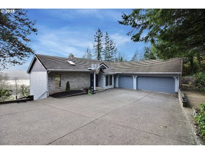 Camas Single Family Home For Sale: 3040 NW 2nd Ave