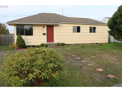 Coos Bay Single Family Home For Sale: 834 Garfield Ave