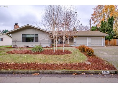 Eugene Single Family Home For Sale: 326 Mint Ave