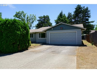 Salem Single Family Home For Sale: 340 Boone Rd SE