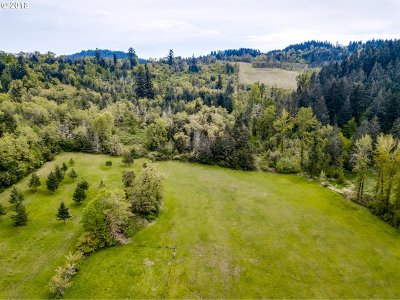 Eugene Residential Lots & Land For Sale: 29000 Crow Rd