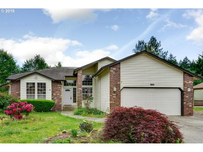 Washougal Single Family Home For Sale: 2766 N O St