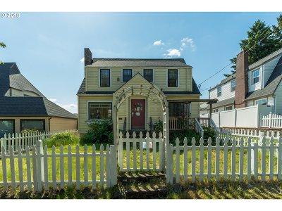 Multnomah County Single Family Home For Sale: 3117 NE 33rd Ave