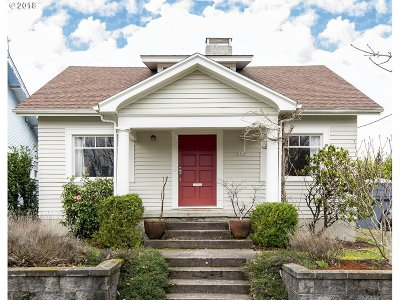 Single Family Home For Sale: 3545 NE 75th Ave