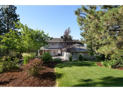 Bend Single Family Home For Sale: 1539 NW Summit Dr