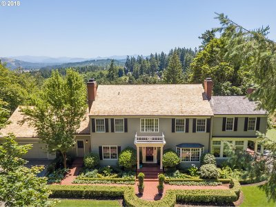 Eugene Single Family Home For Sale: 1810 Firland Blvd