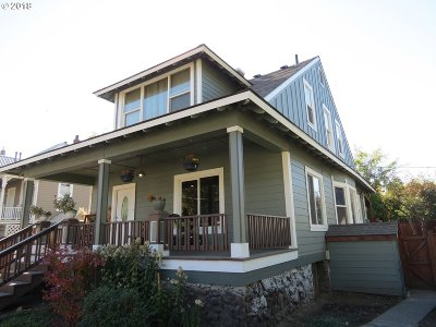 Pendleton Single Family Home For Sale: 715 S Main St