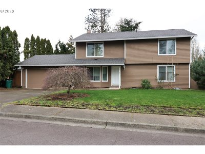 Beaverton Single Family Home For Sale: 5485 SW 162nd Ave