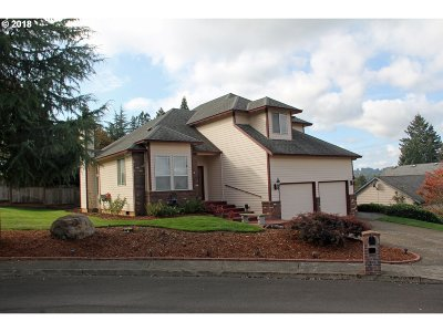 Estacada Single Family Home For Sale: 786 NE Edgehill Dr
